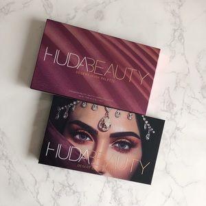 Huda Beauty Makeup - Huda Beauty Desert Dusk Palette